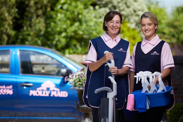 molly maid cleaning franchise - 4