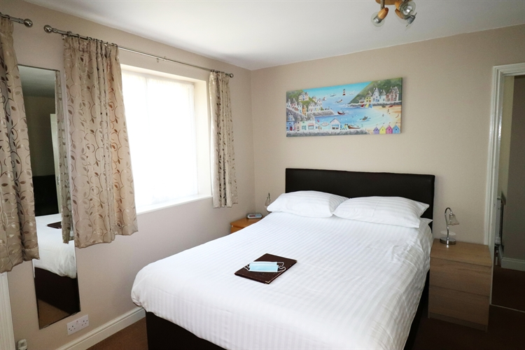 well presented guest house - 9