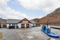 campsite shop fuel station - 1