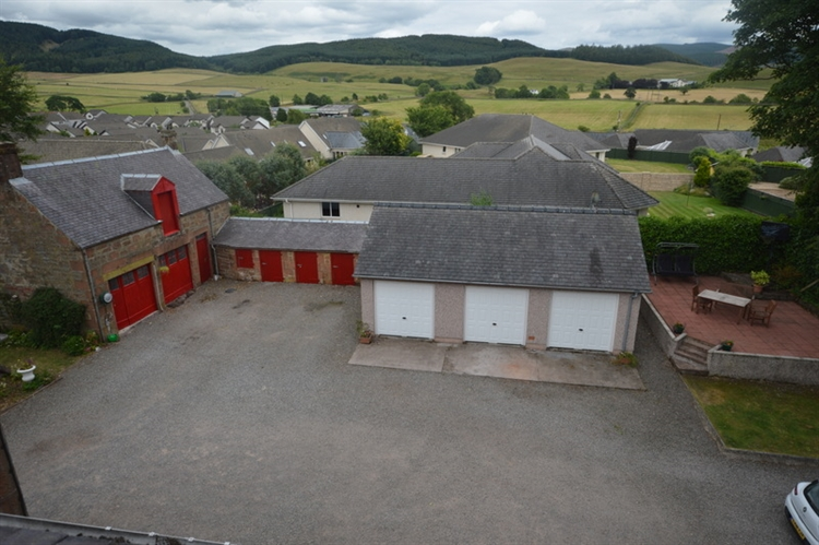self catering business moffat - 5