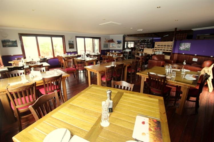 modern restaurant cafe set - 5