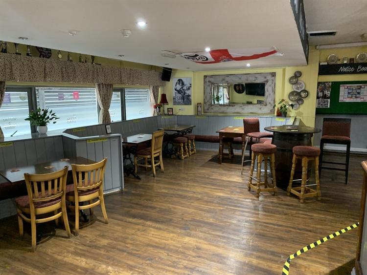 refurbished derby community pub - 4
