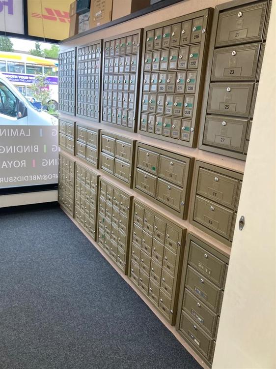 successful didsbury mailbox etc - 4