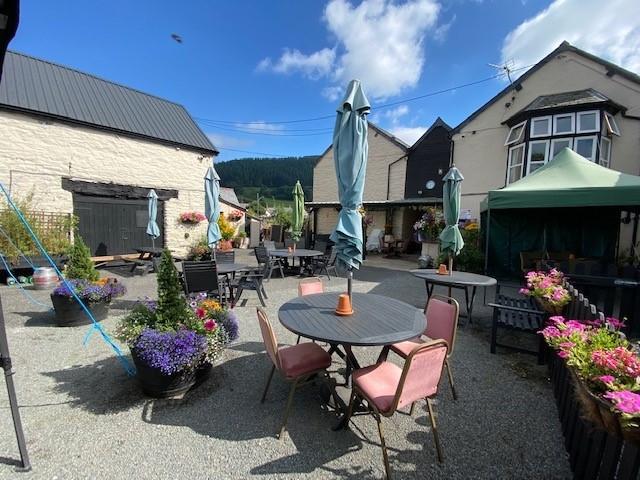 superb village inn llandrillo - 5