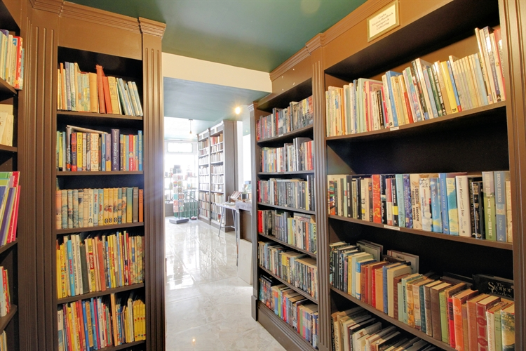 freehold second hand bookshop - 4