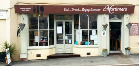 established exmoor tea room - 12