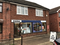 newsagents with 2 bedroom - 1