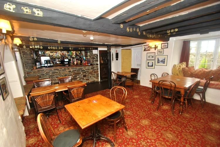 hotel bar restaurant with - 5