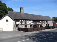 wales' finest medieval inn - 1