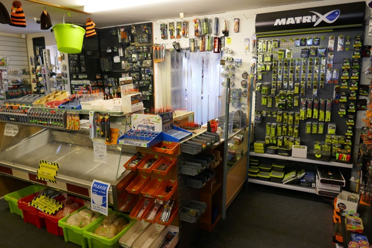 leasehold fishing tackle shop - 9