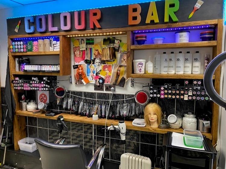 freehold unisex hair salon - 7
