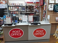 well established post office - 2