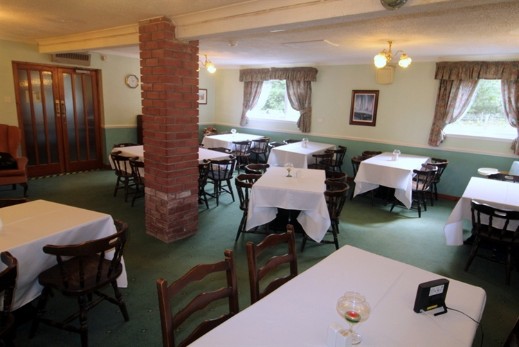 substantial 6-bedroom hotel situated - 4