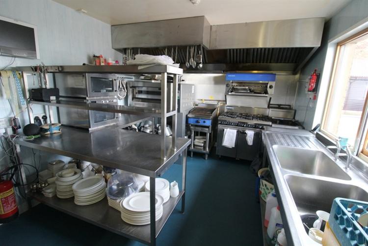 modern restaurant cafe set - 10