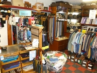 established menswear retailer ilminster - 3