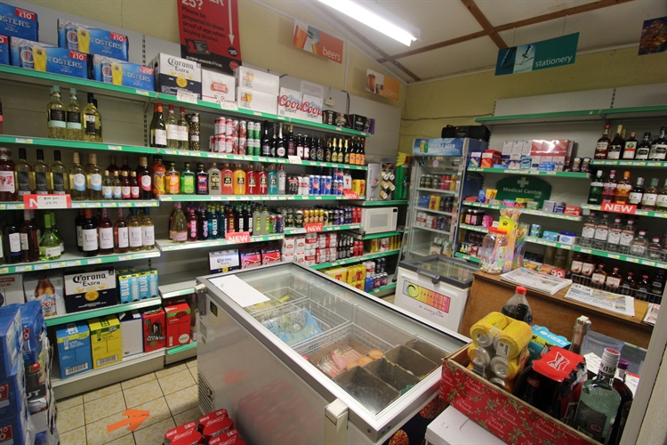 popular licensed convenience store - 7