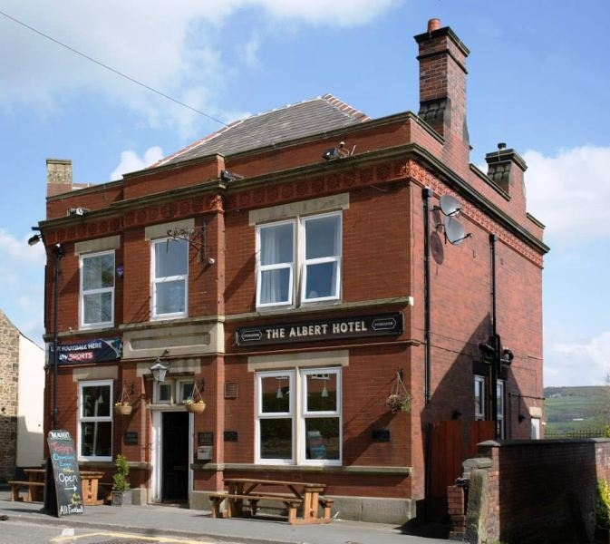 freehouse with letting rooms - 5