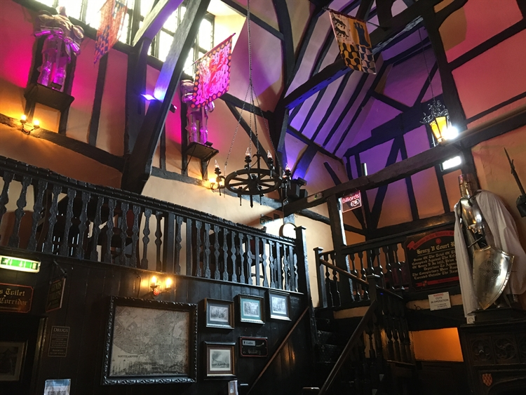 oldest pub southampton - 8