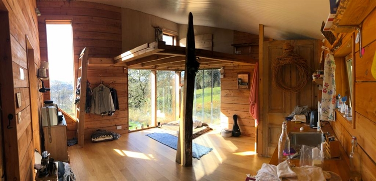 well established yoga retreat - 4