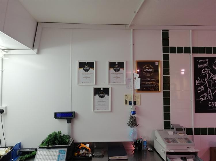 well established butchers shop - 8