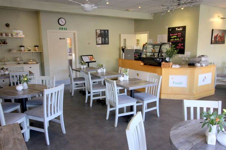 exceptionally modern attractive cafe - 8