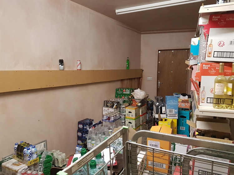 convenience store newcastle upon - 2