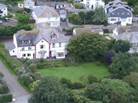 hotel located st ives - 2