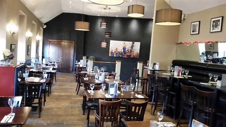 long established restaurant separate - 4