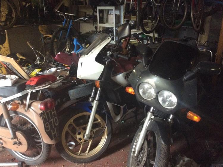 long established motorcycle mot - 7