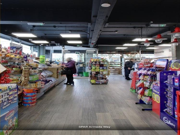 well known convenience store - 5