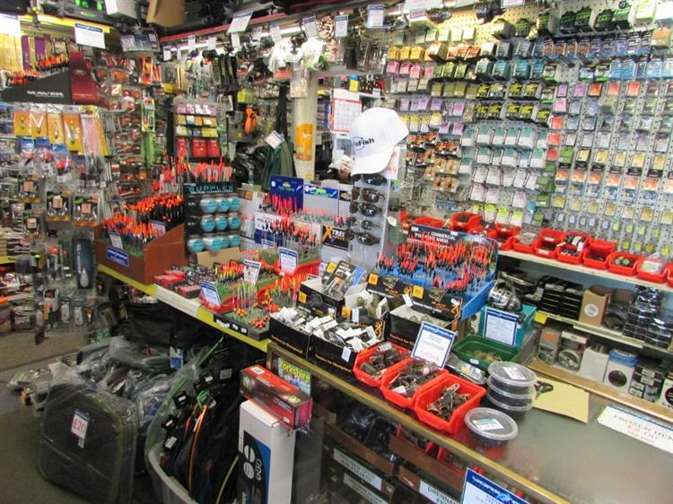 well stocked fishing tackle - 7