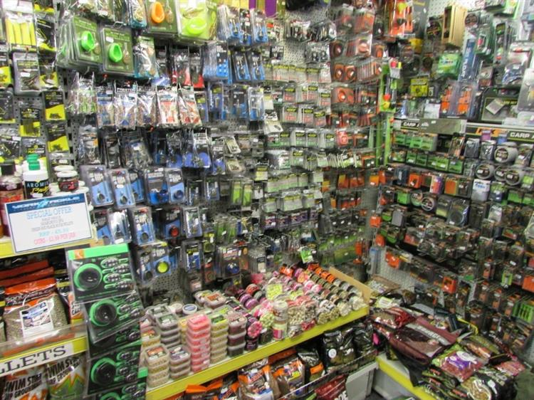 well stocked fishing tackle - 8