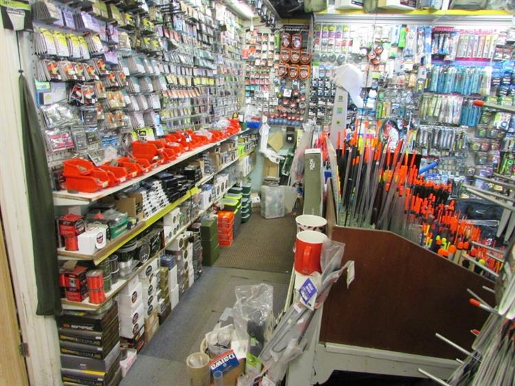 well stocked fishing tackle - 4