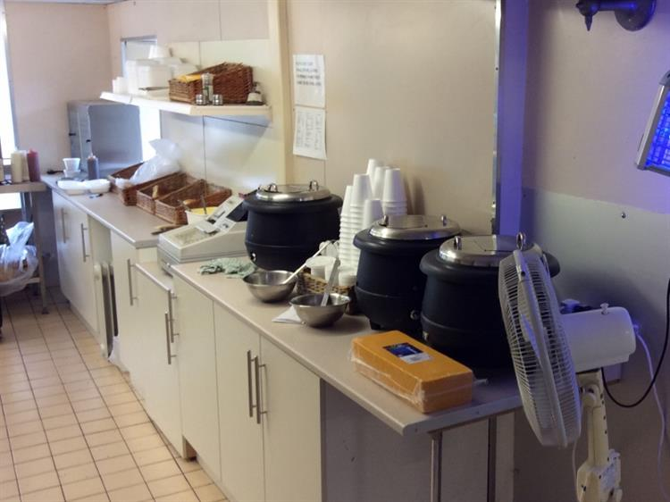 large traditional takeaway bakery - 5