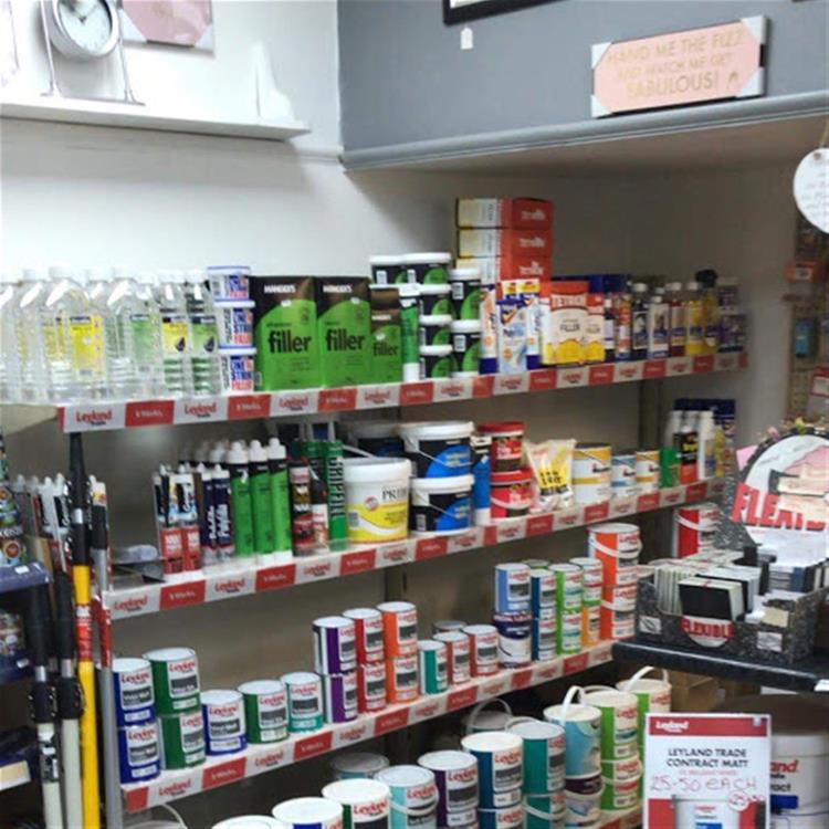 paint decorating supplies shop - 4