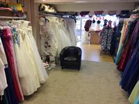 wedding dress store with - 2