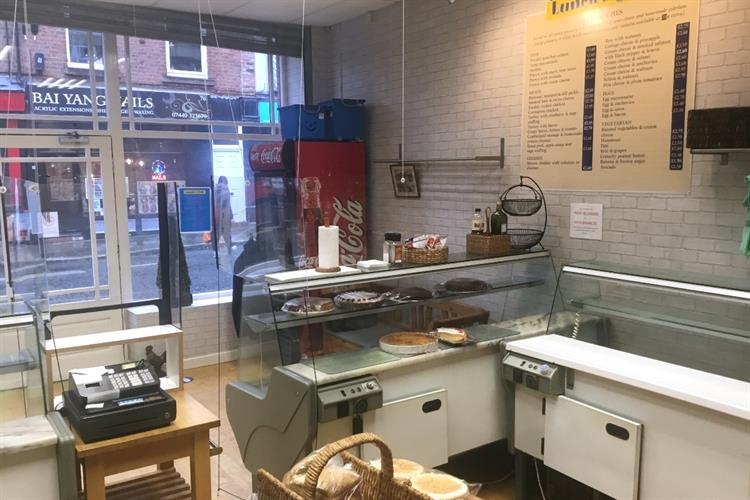 sandwich shop catering business - 4