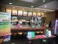 well known subway franchise - 3