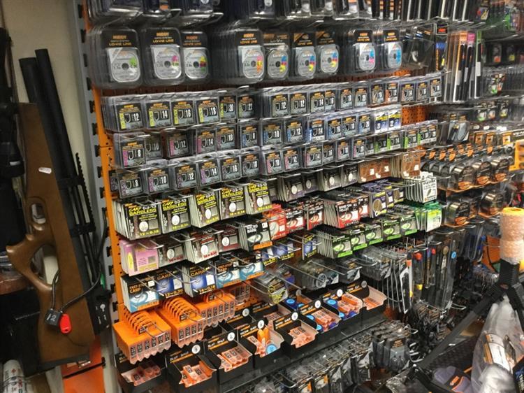 licenced angling gun store - 4