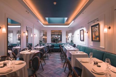 exclusive mayfair restaurant london - 4