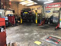 garage mot station aughton - 2