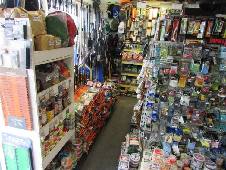 well stocked fishing tackle - 5