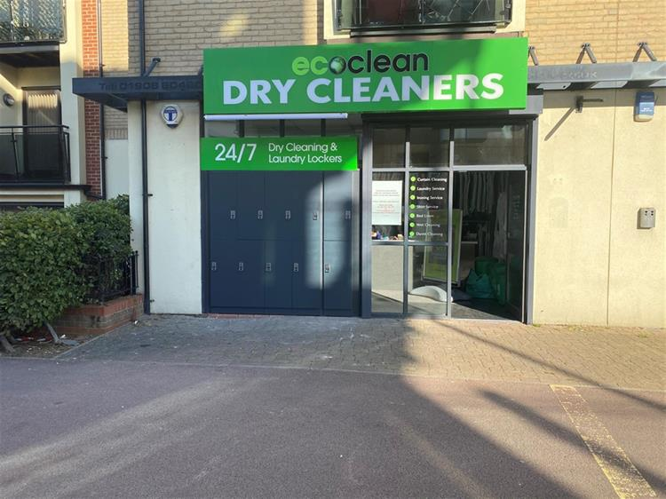 dry cleaning business with - 2