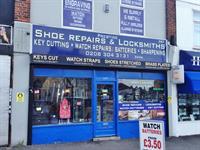 established shoe repair key - 1