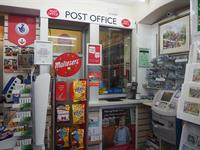 post office with substantial - 1
