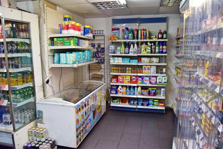 well established convenience store - 7