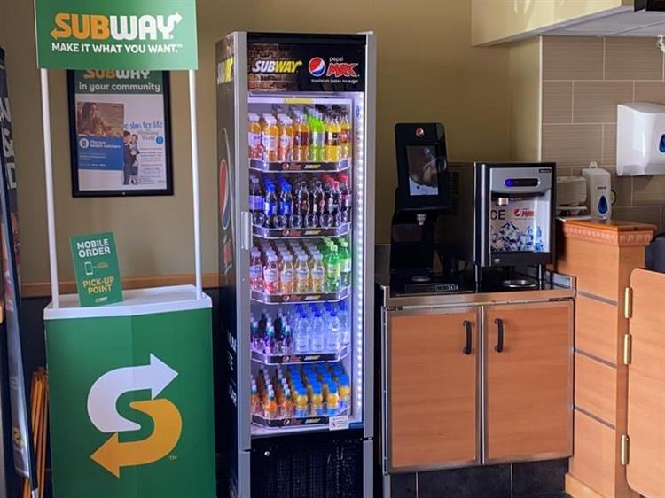 franchise subway busy footfall - 4