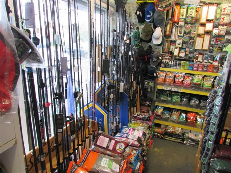 well stocked fishing tackle - 6