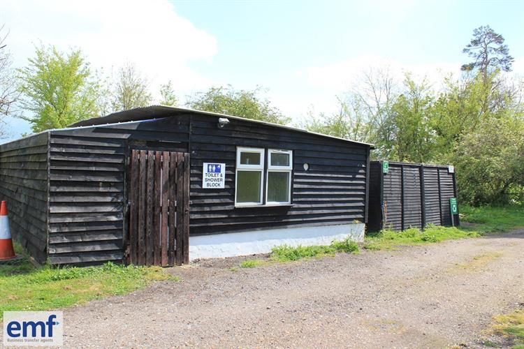 caravan camp site with - 8