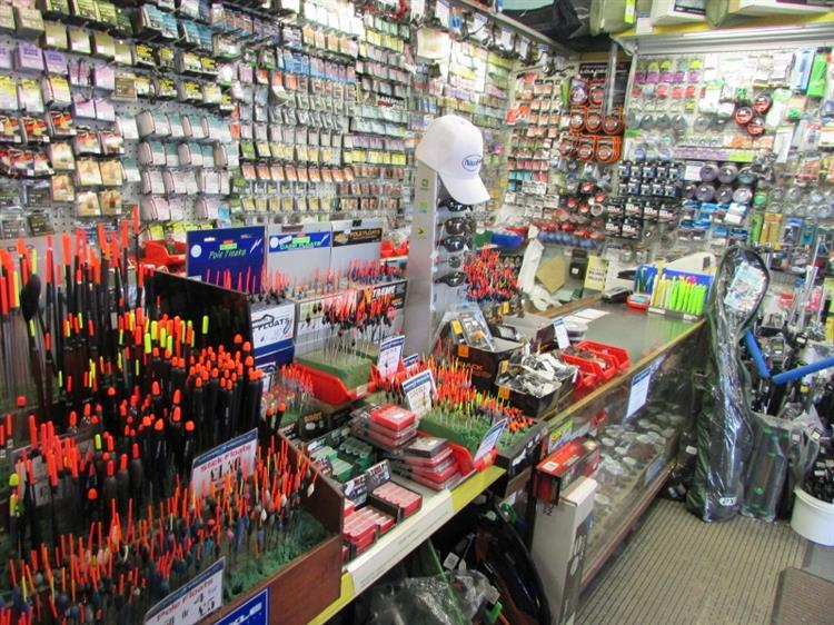 well stocked fishing tackle - 10